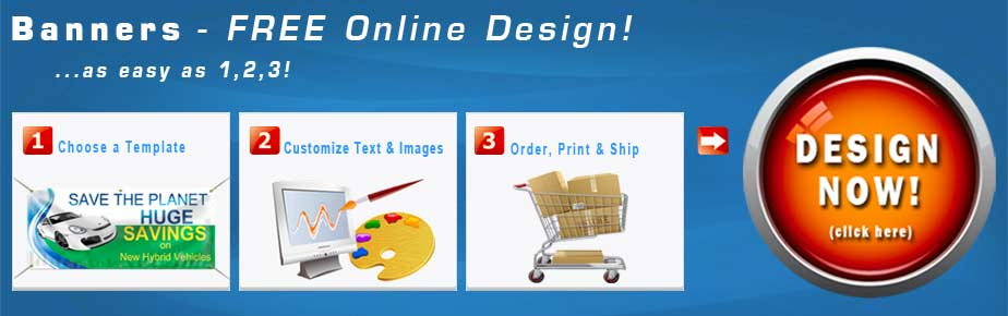 Design Your Own Banner Online Banner Templates Bannersontime